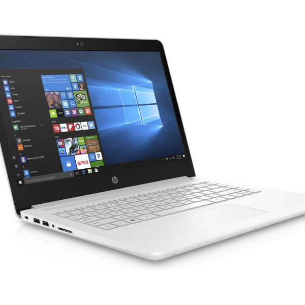 Ordinateur portable hp blanc